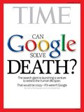 Time cover-Google+Death